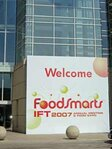 IFT Food Expo 2007 in Chicago, July 28–August 1