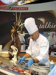 Barry Callebaut's booth