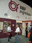 ABF Ingredients' booth