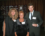 from left: Dianne Sansone, Janice Ford, Jeb Gleason-Allured
