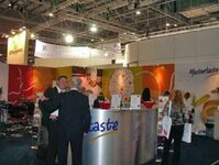 Mastertaste's booth