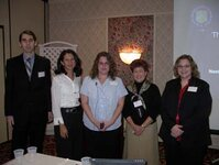 Janet Scalese and her team from the Alcohol & Tobacco Tax & Trade Bureau