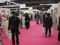 SFP Paris show floor