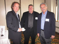 Steve Somers (Vigon), Fred Keifer (Firmenich) and Dave Soltis (Vigon)