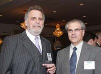left to right: Charles Strining (Polarome International), Frank Musto (Polarome International)