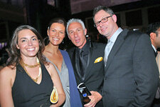 The Royal Promotion Group's Ceci Thompson, Kerstin Von Hagen, Stephen Appel, Eric Wing