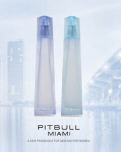 Pitbull Miami fragrances