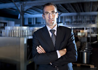New Eurofragance corporate director Albert Tomás Vidal