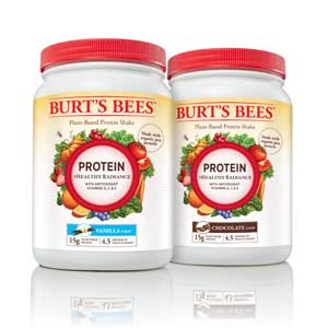 Burt's Bees Goes Holistic With Plant-Based Protein Shakes