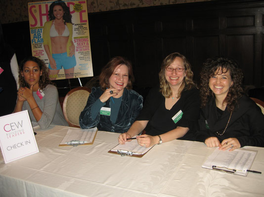 Ashli Hamilton, Laureen Schroeder, Amy Marks-McGee and Sheri Koetting.