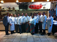 Chefs at Bell Flavors & Fragrances' Flavorology event
