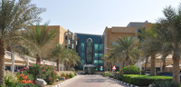 Location of IFF's new F&F facility in Dubai