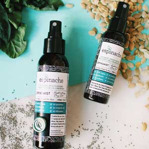 Espinache (SPIN) Mist Hydrating Dry Oil