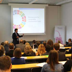 Firmenich and Global Compact Network Switzerland