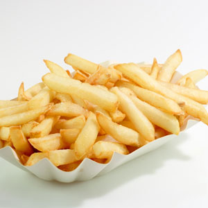 French fries 300