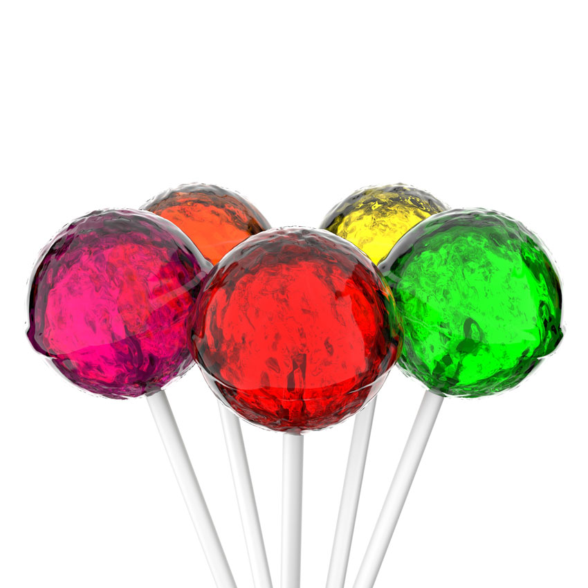 Lollipop and Hard Candy Trends
