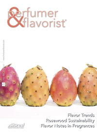 Perfumer & Flavorist July 2008 cover