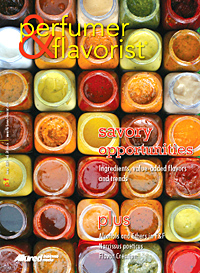 Perfumer & Flavorist June 2009 cover