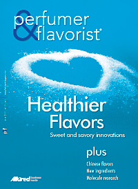 Perfumer & Flavorist June 2010 cover