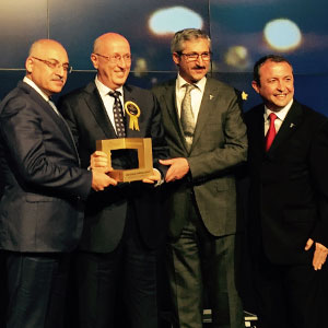 EPS Fragrances Wins Export Award