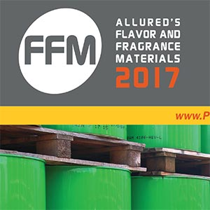 Allured's Flavor and Fragrance Buyer's Guide 2017