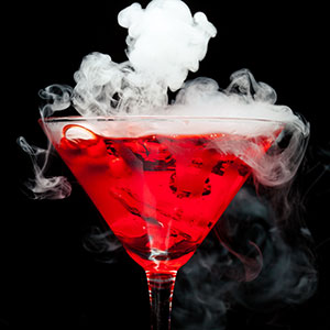 Cannabis-infused cocktails