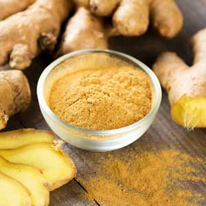 Raw Material of the Week: Burning Ginger CO2 Extract