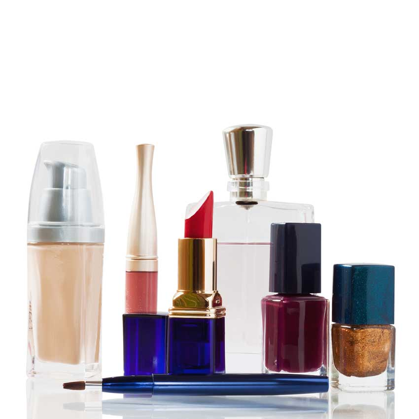 Cosmetics and fragrance