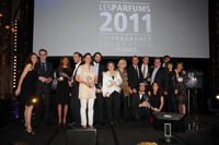 Les Parfums 2011 winners