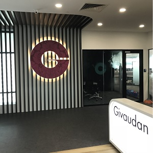 A Givaudan center