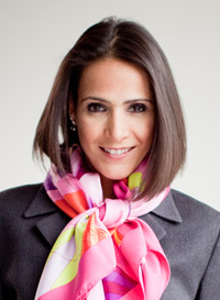 Mireya Zendejas, Mane USA's new vice president of creative fragrance development, fine fragrance and specialty