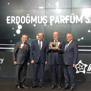 EPS Fragrance Wins Export Award for Four Years Running