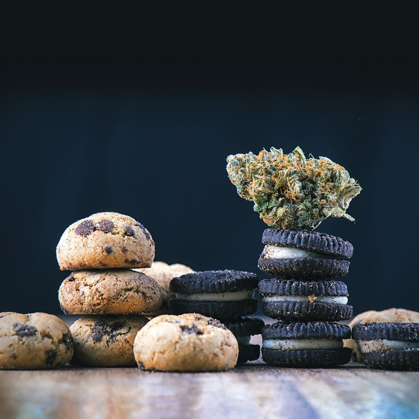 Cookies and cannabis