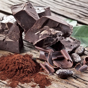Cocoa bean and choclolate