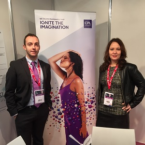 CPL Aromas Showcases at Making Cosmetics Milan