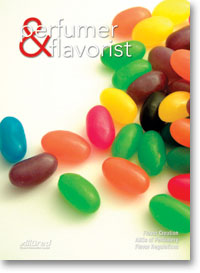 Perfumer & Flavorist October 2004 cover