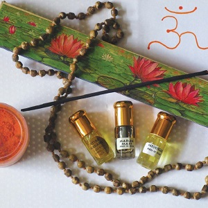 Vedic tradition and fragrances