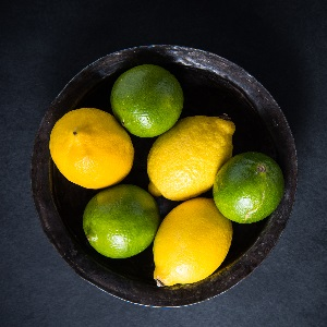 Keeping it fresh with lemons and limes