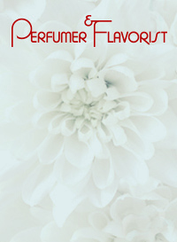 Perfumer & Flavorist October 2016 cover