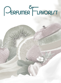 Perfumer & Flavorist October 1986 cover