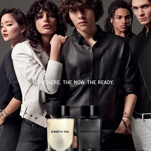Kenneth Cole Launches Customizable Fragrance Collection