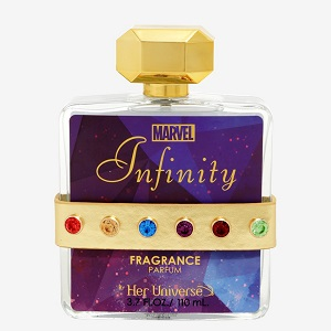 Her Universe Launches Avengers Fragrance and Cosmetics
