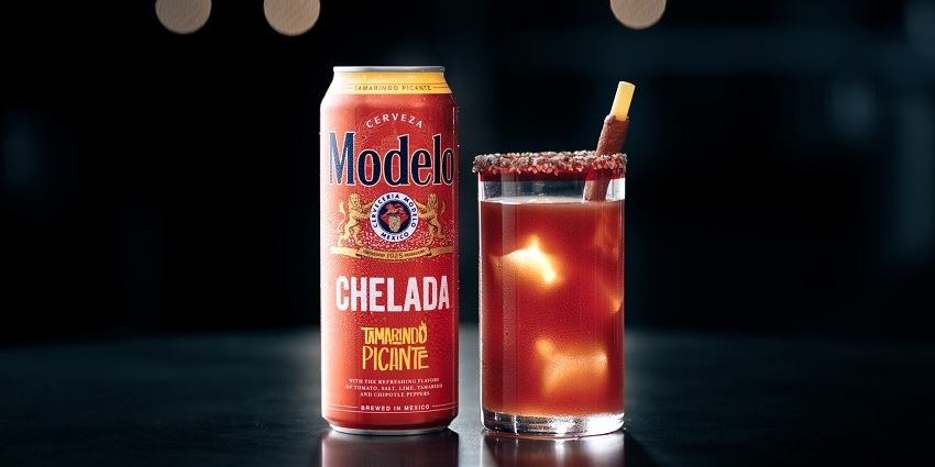 A beer from Modelo