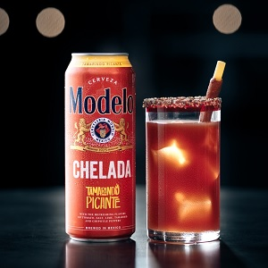 Spicy & Sweet With Modelos Michelada