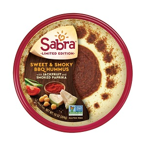 Sabra Goes Sweet and Smoky With Latest Hummus