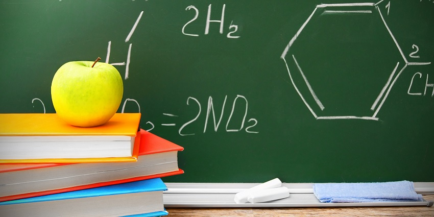 Chemistry and books