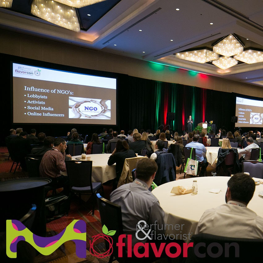 People at Flavorcon 2017