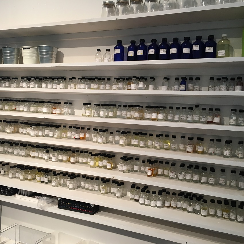 The Institute for Art & Olfaction in California