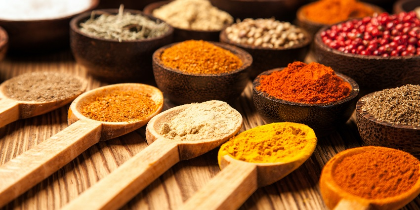 Spice raw material