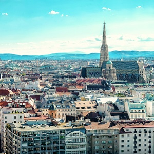A photo of Vienna